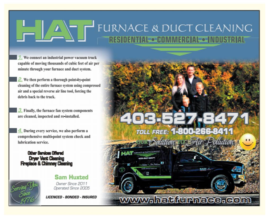 Duct Cleaners Medicine Hat - Home Image